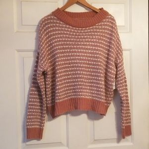 Charlotte Russe Knitted Sweater